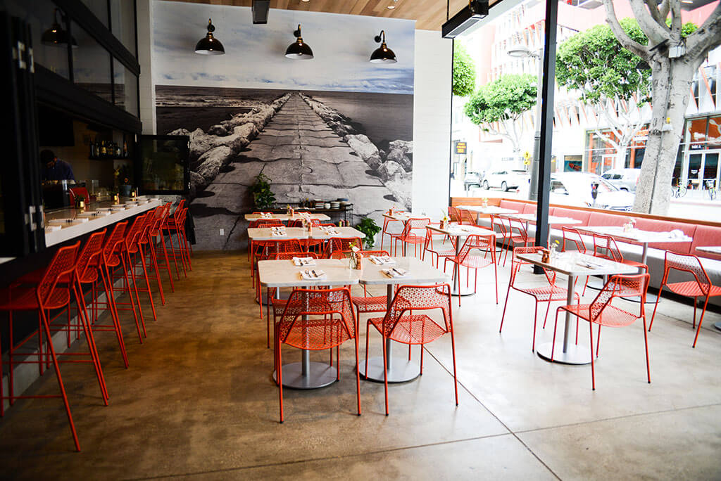 Host Your Event at North Italia - 2nd Street