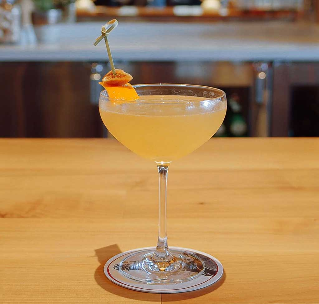 Featured Cocktail - Fig-et About It