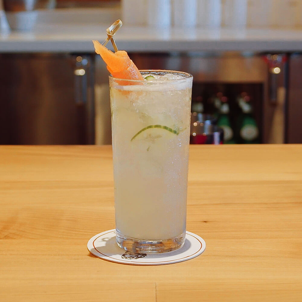 Featured Cocktail - 72 Degrees
