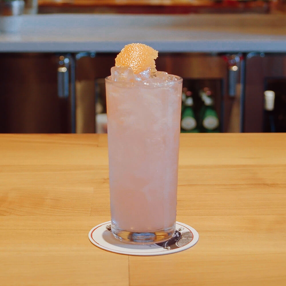 Featured Cocktail - The Hamptons G&T