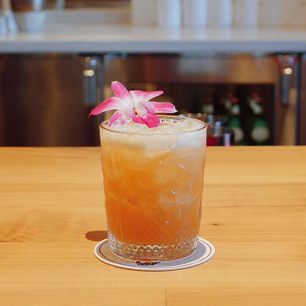 Featured Cocktail - Dolce Estate