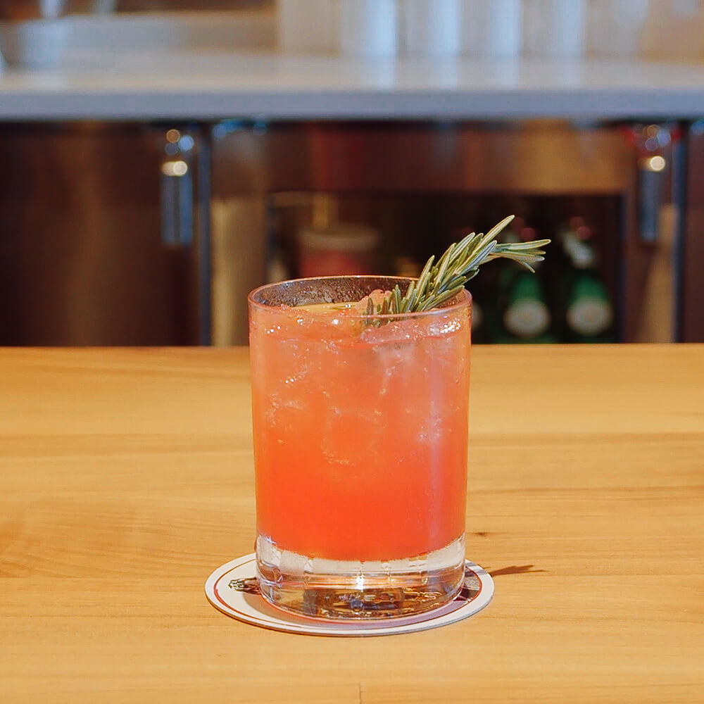 Featured Cocktail - Il Lampone