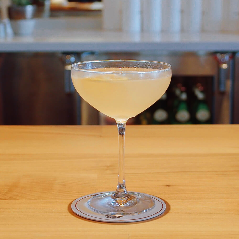 Featured Cocktail - Italian Tea Party