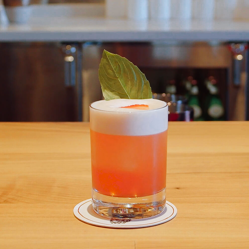 Featured Cocktail - Queen City Sour