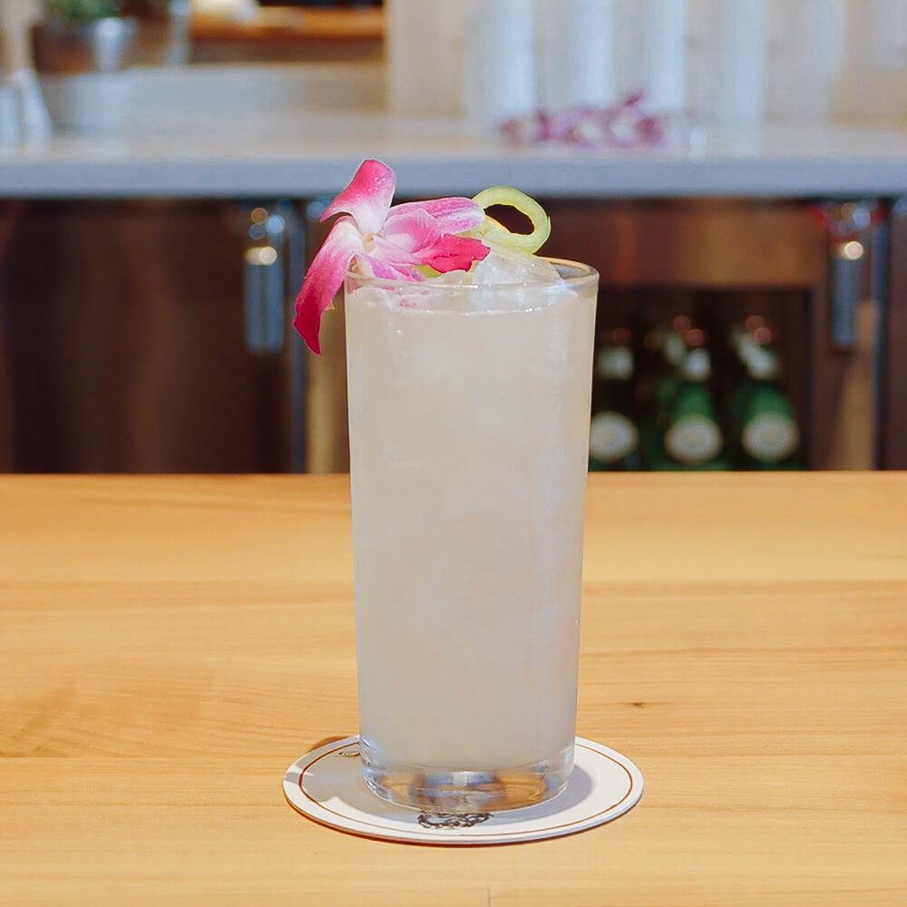 Featured Cocktail - Texas White Peach Sangria